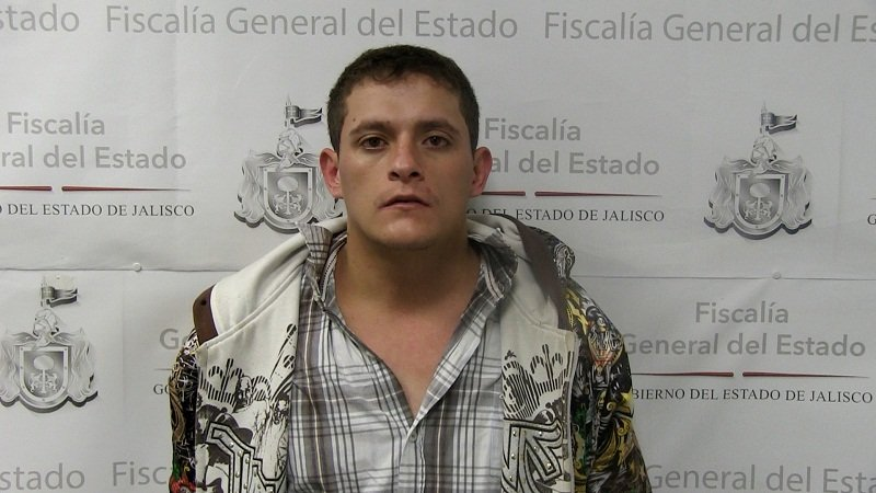¡Capturan a peligroso extorsionador en Guadalajara!