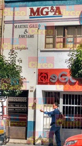 """""""Levantan"""" a ex procurador Regional de Zacatecas"""