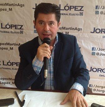 ¡Impulsará Jorge López Martín la construcción de 2 pasos a desnivel en la carretera 45!