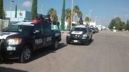 """¡Atraparon a una mujer narcotraficante y a uno de sus clientes con un kilo de """"crystal"""" en Aguascalientes!"""