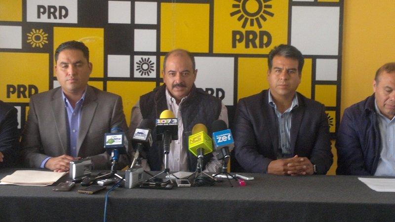 ¡PRD y PT sí irán en alianza en la elección extraordinaria del Distrito I de Ags.!