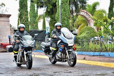 ¡La Secretaría de Seguridad Pública implementó operativo especial por Día de Muertos!
