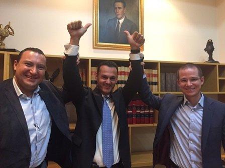 ¡El CEN del PAN ratificó la candidatura de Gerardo Salas Díaz!