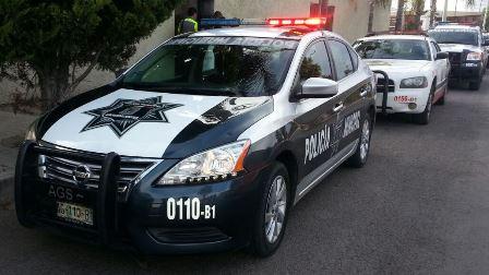 ¡Pistoleros asaltaron al gerente de una constructora en Aguascalientes!
