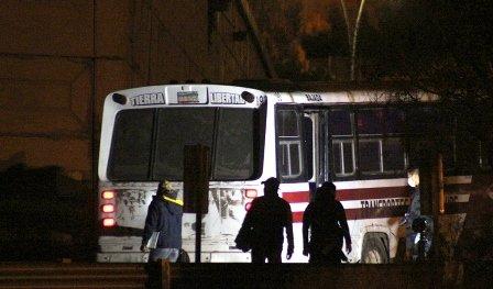 ¡Asaltaron a un chofer de transporte urbano y asesinaron a su hijo de un balazo en Zacatecas!
