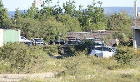 ¡Asesinaron a balazos a un policía estatal durante un asalto en Guadalupe, Zacatecas!