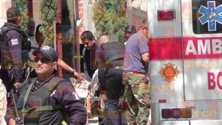 ¡Balearon a un hombre en Fresnillo y capturaron a 3 sicarios en espectacular operativo!