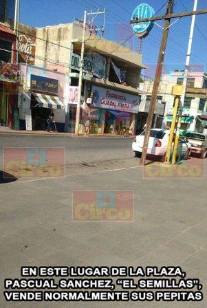 """¡Balearon a """"El Semillero"""" a las puertas de su casa en Calera, Zacatecas!"""