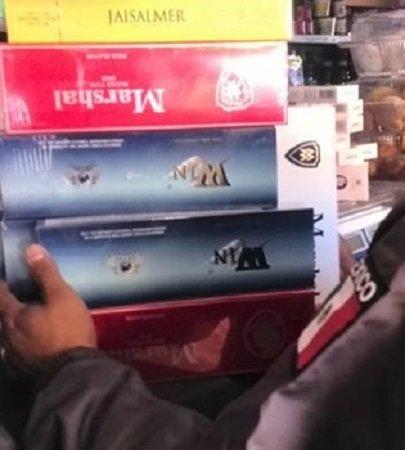 ¡Asegura la PGR 32 mil cigarros ilegales en Zacatecas!