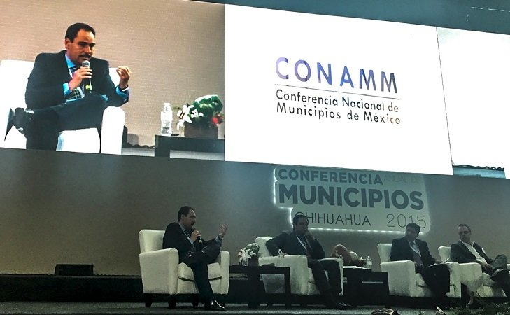 ¡Propone JAMC a la ANAC mayor fortalecimiento a municipios del país!