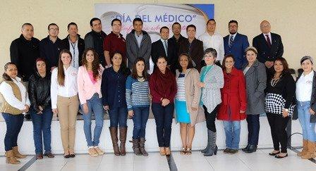 ¡Conmemora DIF Municipal a profesionales de la salud!