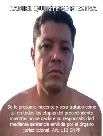 ¡Detienen en Quintana Roo a jefe de plaza del CJNG!