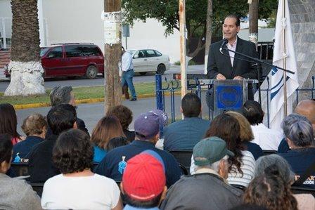 ¡Debemos impedir que se sigan agraviando nuestros derechos y la dignidad: Martín Orozco Sandoval!