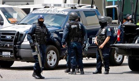 ¡Policías federales detuvieron a 6 integrantes de un grupo delictivo en Zacatecas!