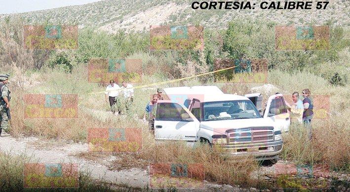 ¡Ejecutan a 3 hermanos de Zacatecas en Monclova!
