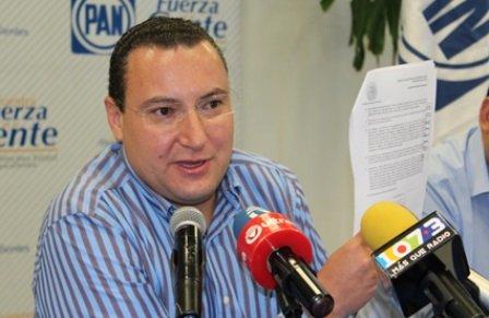 ¡En los tribunales no manda Carlos Lozano: PAN!