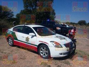 ENFRENTAMIENTO ENTRE POLICIAS Y DELINCUENTES EN AGS (1)