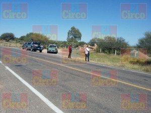 ENFRENTAMIENTO ENTRE POLICIAS Y DELINCUENTES EN AGS (3)