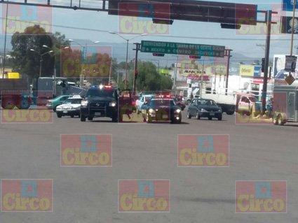 ¡Enfrentamiento entre policías municipales y delincuentes en Aguascalientes!