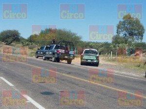 ENFRENTAMIENTO ENTRE POLICIAS Y DELINCUENTES EN AGS (5)