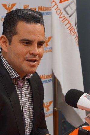 ¡Visita presidencial sólo enturbia más el ambiente político electoral de Aguascalientes: Vicente Pérez Almanza!