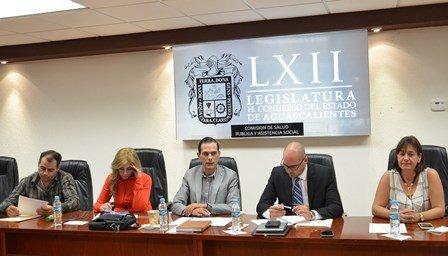 ¡Oswaldo Rodríguez García se comprometió a ser garante de la protección para los más pobres de Aguascalientes!