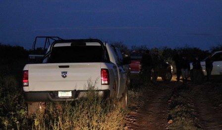 ¡Hallaron un cadáver en estado de descomposición en Tacoaleche!