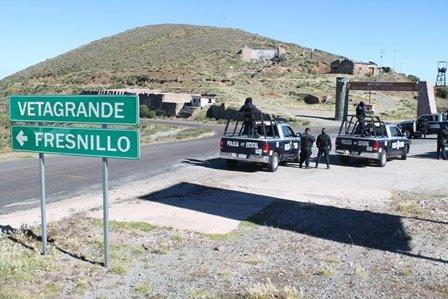 ¡Asesinaron a puñaladas a un hombre por golpear a una mujer en Vetagrande, Zacatecas!