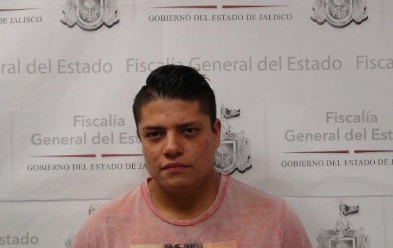 ¡Consignan a peligroso ladrón de restaurante en Guadalajara!