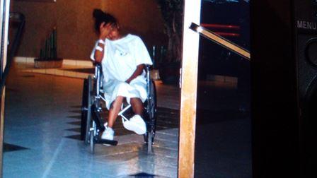 ¡Joven fue baleada y herida en una pierna en Aguascalientes!