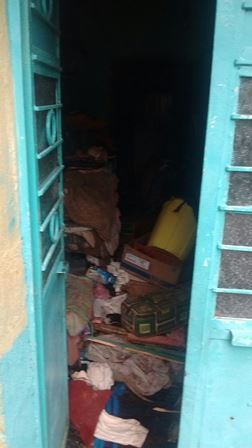 ¡Adulto mayor se salvó de morir tras un derrumbe en su casa en Aguascalientes!