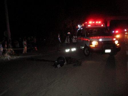 ¡Adolescente murió atropellado por un automóvil en Aguascalientes!