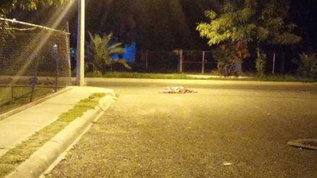 ¡Veloz camioneta embistió y mató a un adolescente ciclista en Aguascalientes!