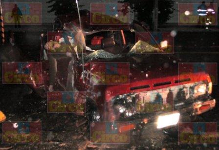 ¡Joven murió en terrible accidente en Aguascalientes tras festejar su cumpleaños!