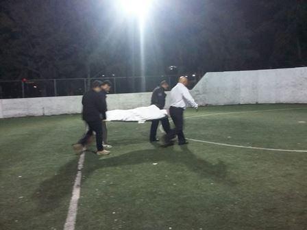 ¡Joven futbolista falleció de un infarto antes de entrar a jugar en Aguascalientes!