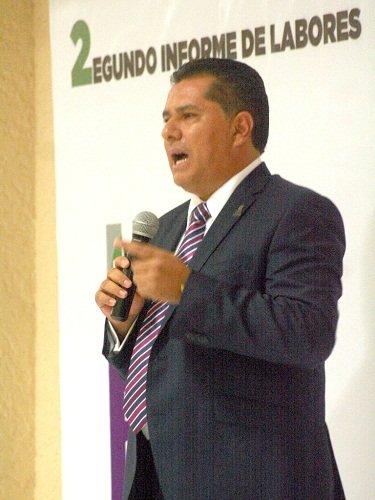 ¡Rindió el diputado Enrique Juárez su 2° Informe de Actividades!