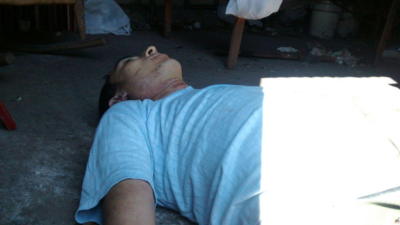 ¡Un adicto consumó el suicidio 84 en Aguascalientes al ahorcarse en el negocio de su abuelo!