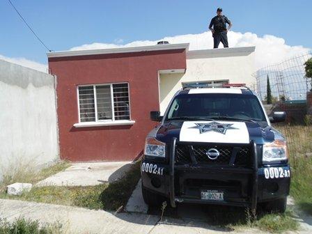 ¡Hallaron putrefacto a un hombre que se suicidó en su casa en Aguascalientes!