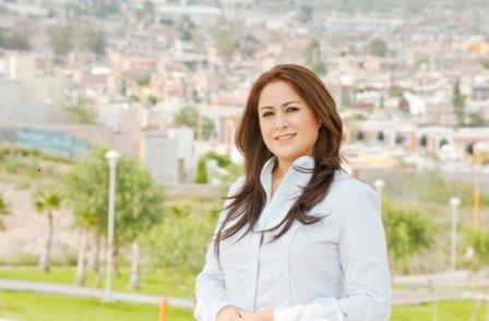 ¡Tere Jiménez va por la Presidencia Municipal de Aguascalientes!