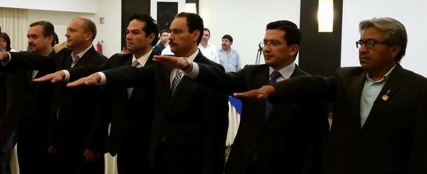 ¡Nombran a Toño Martín del Campo como vicepresidente de la ANAC!