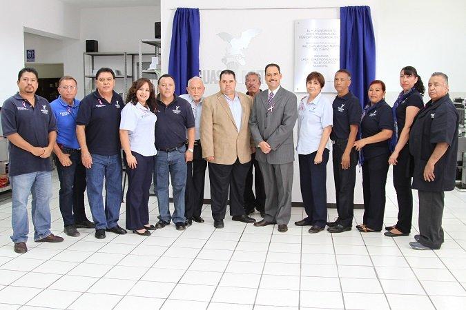 ¡Inaugura Toño Martín del Campo el nuevo taller gráfico del MunicipioAgs!