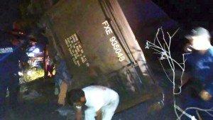 Tren se descarrilla en Zacatecas_1