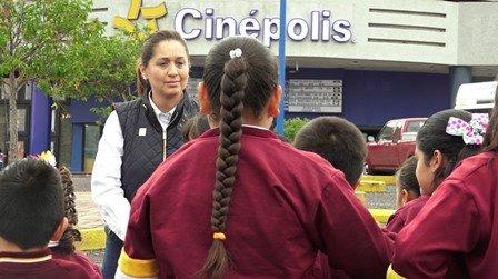 ¡Invita el DIF de Jesús María a niños al cine!
