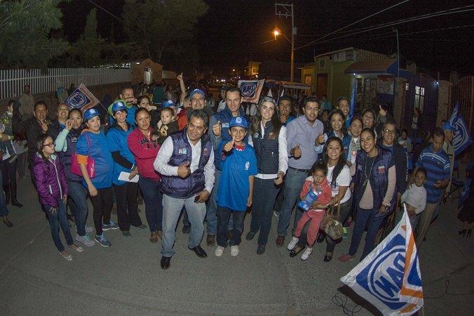 ¡Se compromete Gerardo Salas a defender desde el Congreso lo que Aguascalientes se merece!