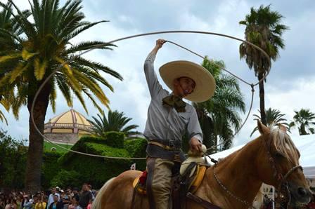 ¡Calvillo celebra el deporte mexicano con el Segundo Festival Arte, Caballo y Charrería!