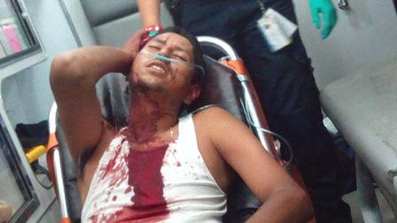¡Sangrienta riña dejó 2 lesionados en una fiesta en Aguascalientes!