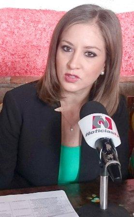 ¡Se destapa Anayeli Muñoz para la alcaldía de Aguascalientes en el 2016 con el PVEM!
