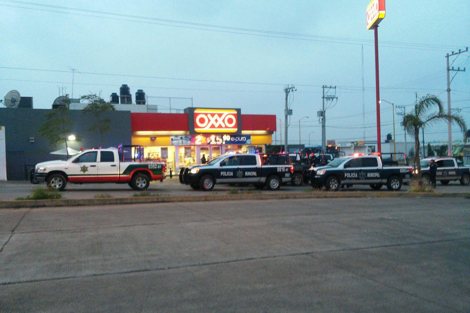 ¡Asaltó un OXXO con una nota de amenaza, pero terminó detenido en Aguascalientes!