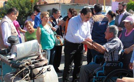 ¡Soluciona Gobierno Municipal problemas sanitarios al sur de la ciudad!