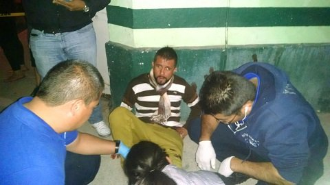 ¡Balean a ex convicto en calles de la colonia San Pablo en Aguascalientes!